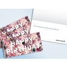 """Glückwunschkarte """"Blumenstrauß"""""""