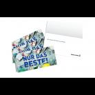 """Glückwunschkarte """" Geburtstagstisch"""""""