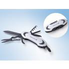Taschenmesser mit 9 Funktionen